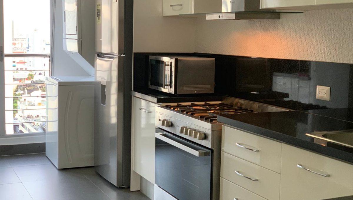Apartamento en alquiler Santo Domingo, Piantini. www.inmobiliariaeliterd.com 6