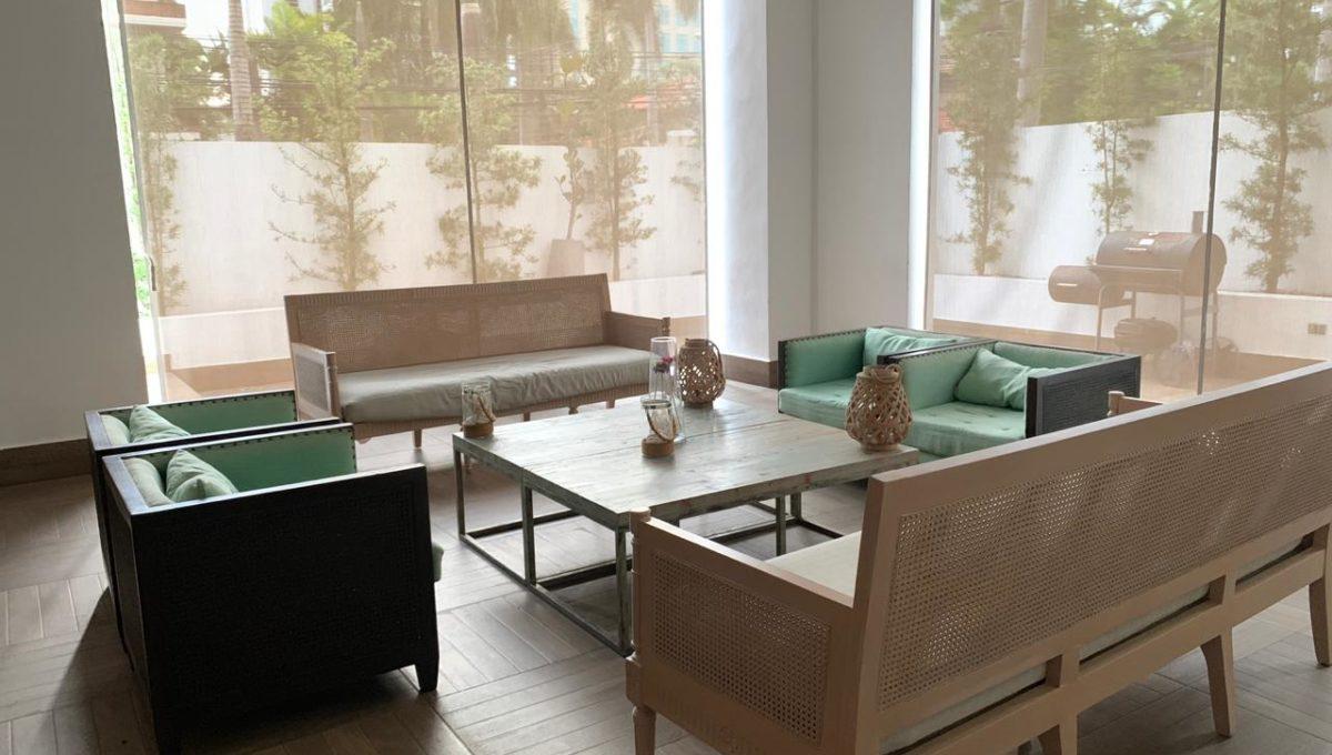 Apartamento en alquiler Santo Domingo, Piantini. www.inmobiliariaeliterd.com 9