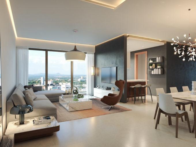 Apartamentos_en_venta_en_Santo_Domingo_La Esperilla. www.inmobiliariaeliterd.com 3