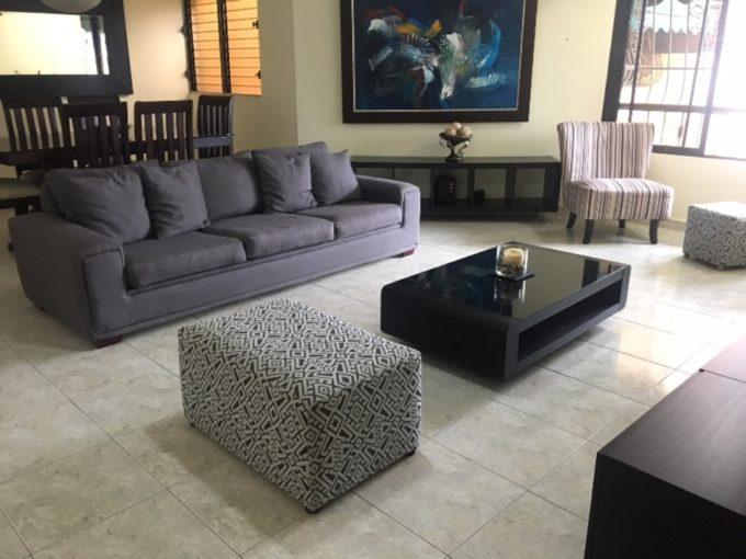 Apartamentos en alquiler en Santo Domingo, Evaristo Morales. www.inmobiliariaeliterd.com 1