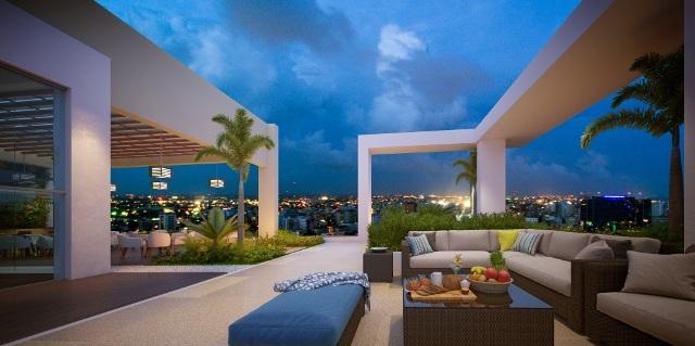 Apartamentos en venta Santo Domingo, Piantini. www.inmobiliariaeliterd.com 6
