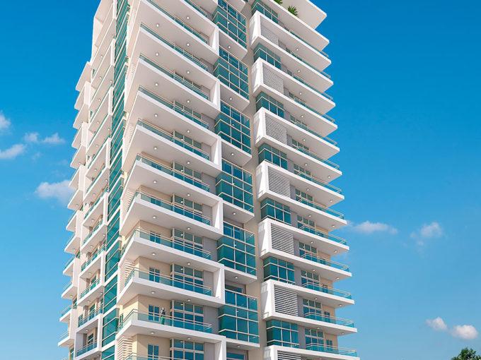 Apartamentos en venta Santo Domingo, Piantini. www.inmobiliariaeliterd.com 1