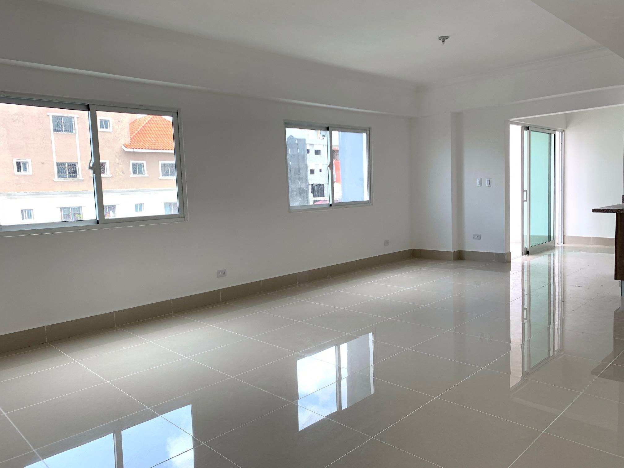 Apartamento en venta Santo Domingo, Evaristo Morales