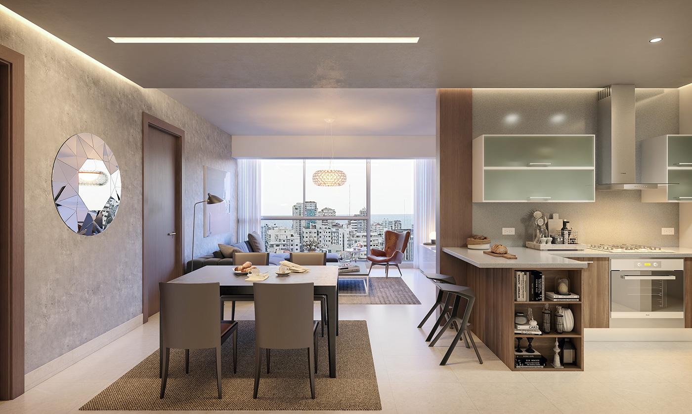 Apartamentos en venta Santo Domingo, La Esperilla