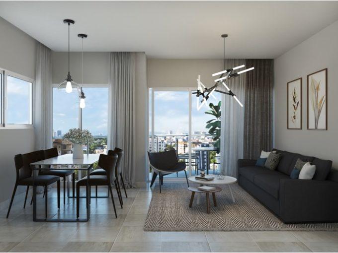 Apartamentos en venta Santo Domingo, Bella Vista Norte. www.inmobiliariaeliterd.com 4