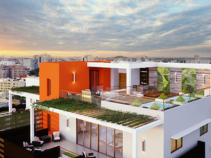 Apartamentos en venta Santo Domingo, Evaristo Morales. www.inmobiliariaeliterd.com 5