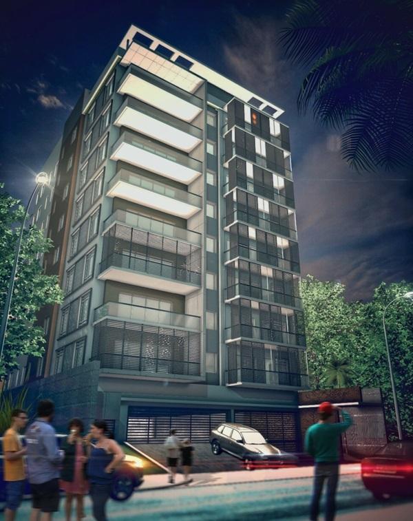 Venta de apartamentos en Santo Domingo, Naco