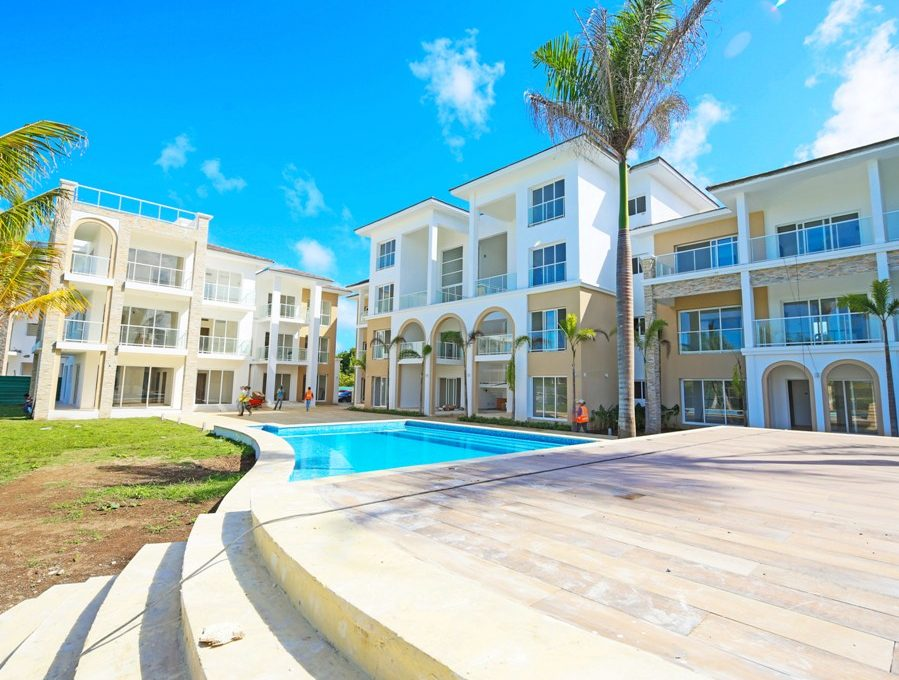 Apartamentos en venta Punta Cana. www.inmobiliariaeliterd.com 12