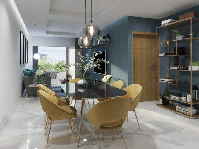 Apartamentos en venta Santo Domingo, La Esperilla. www.inmobiliariaeliterd.com 4