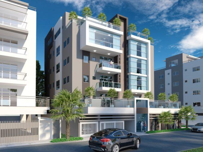 Apartamentos en venta Santo Domingo, Mirador Norte. www.inmobiliariaeliterd.com 1