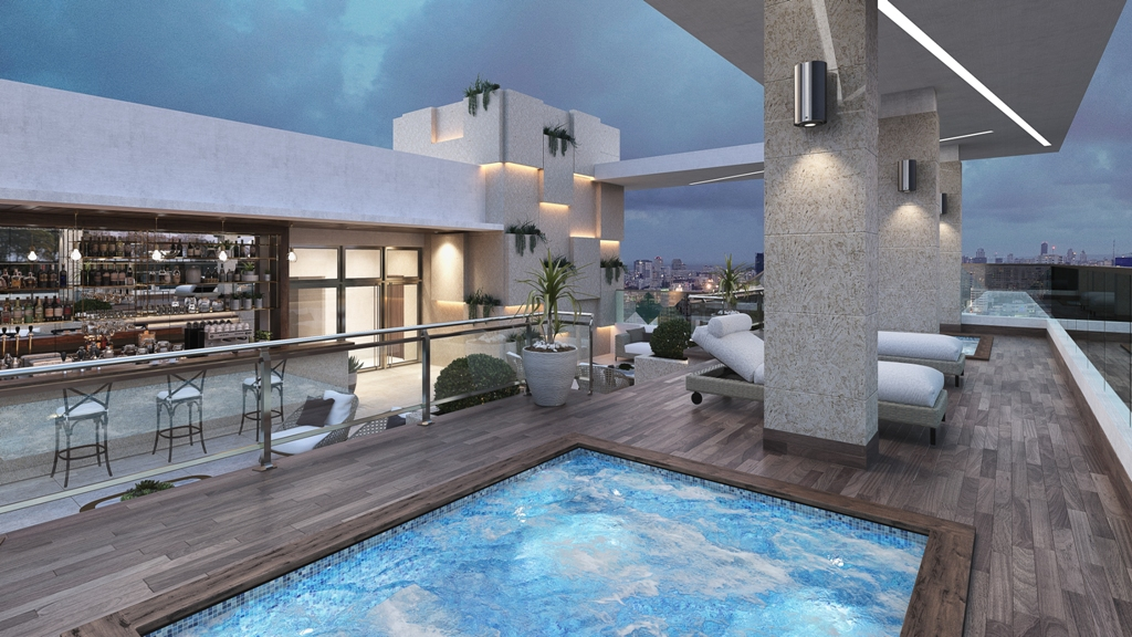 Apartamentos en venta santo domingo, Naco. www.inmobiliariaeliterd.com 10
