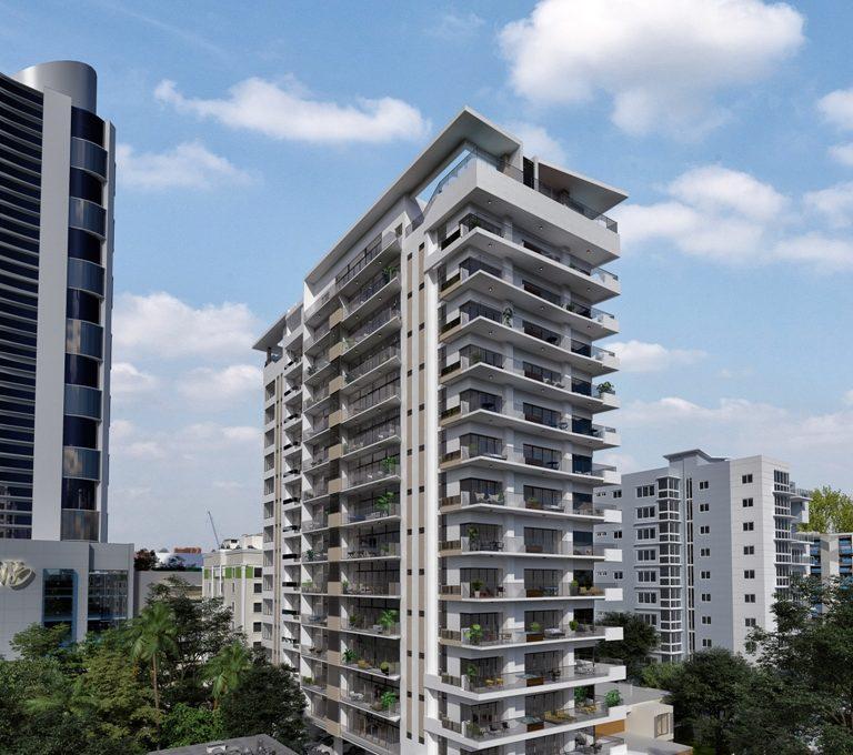 Apartamentos en venta santo domingo, Naco. www.inmobiliariaeliterd.com 3