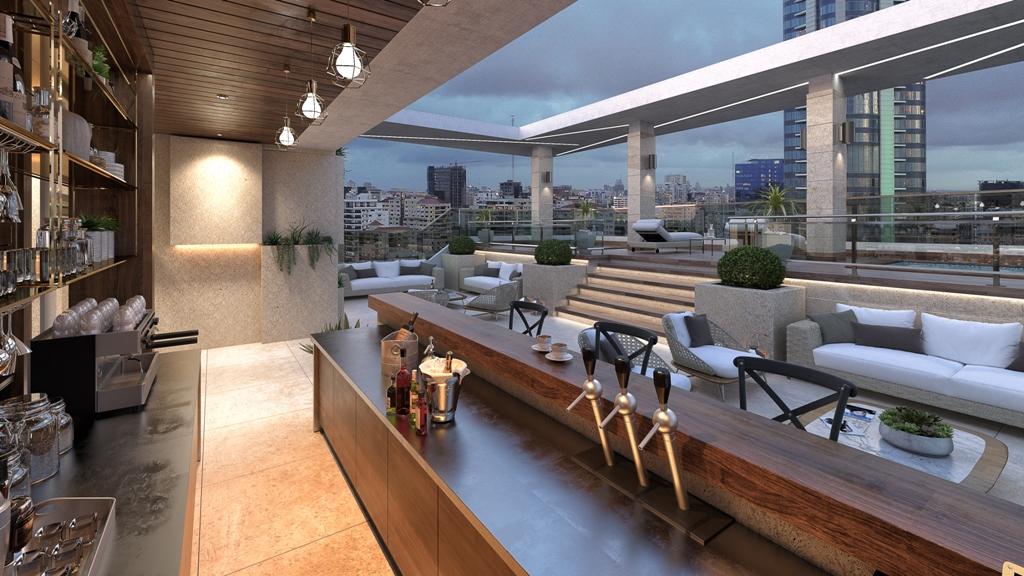 Apartamentos en venta santo domingo, Naco. www.inmobiliariaeliterd.com 9