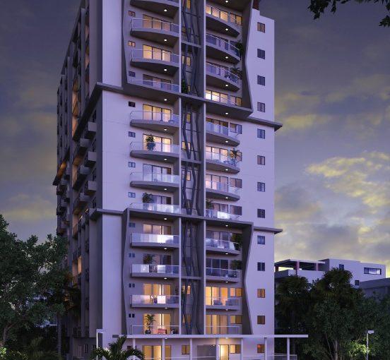 Apartamentos en venta Santo Domingo, La Esperilla. www.inmobiliariaeliterd.com 2