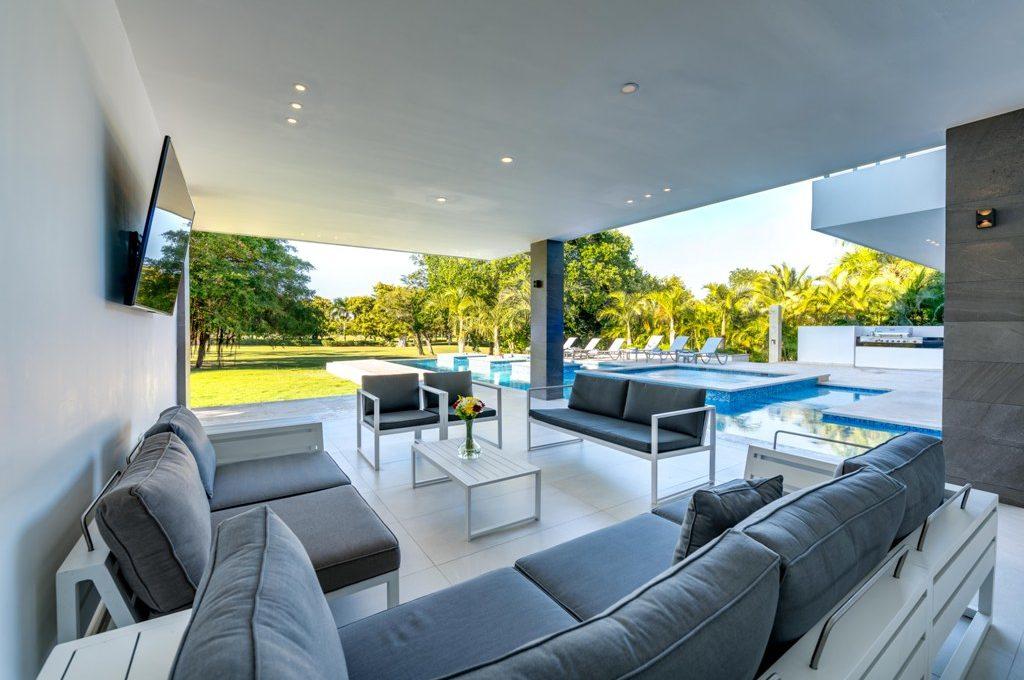 Villa en venta, Punta Cana. www.inmobiliariaeliterd.com 25