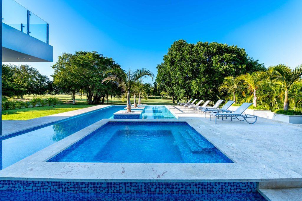 Villa en venta, Punta Cana. www.inmobiliariaeliterd.com 26