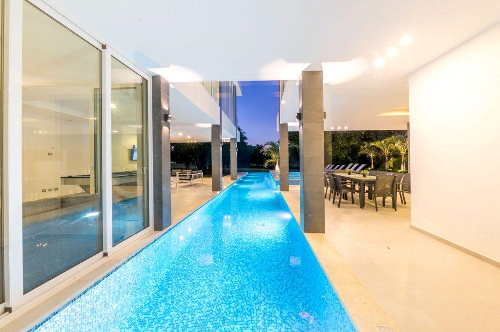 Villa en venta, Punta Cana. www.inmobiliariaeliterd.com 3