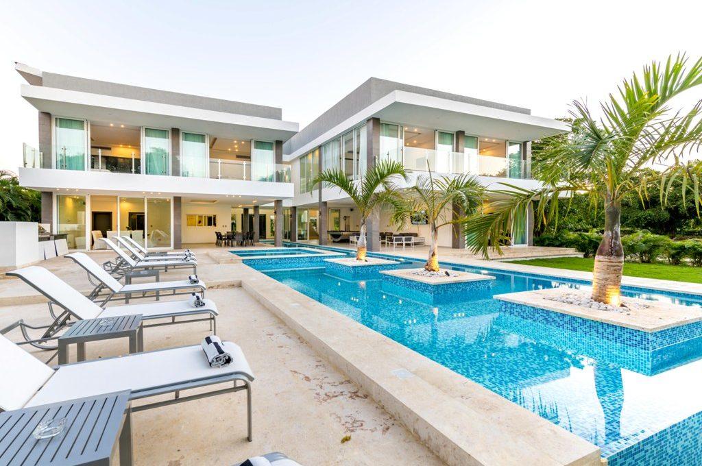 Villa en venta, Punta Cana. www.inmobiliariaeliterd.com 32