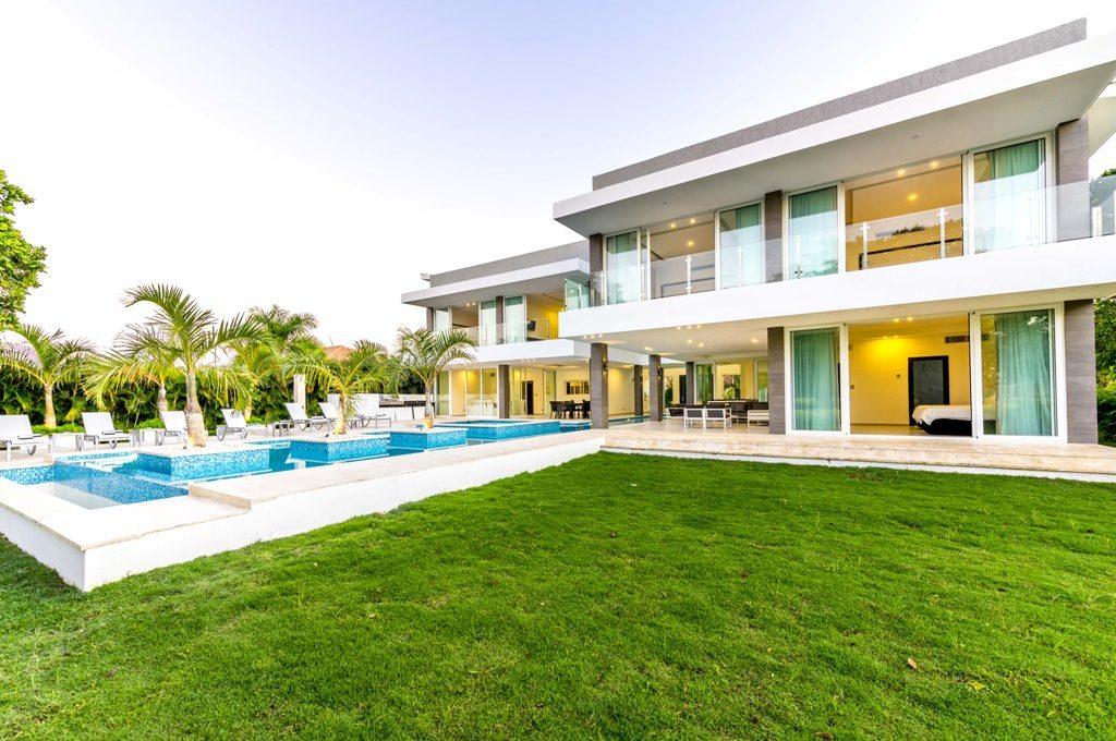 Villa en venta, Punta Cana. www.inmobiliariaeliterd.com 33