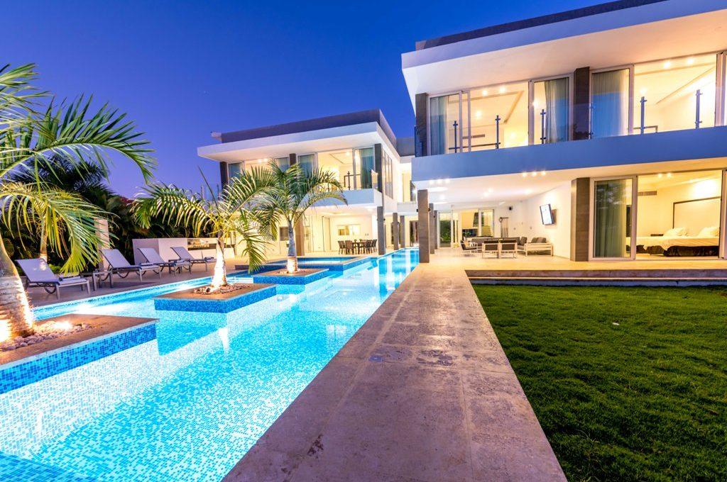 Villa en venta, Punta Cana. www.inmobiliariaeliterd.com 4