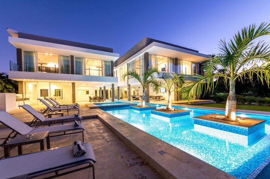 Villa en venta, Punta Cana. www.inmobiliariaeliterd.com 5