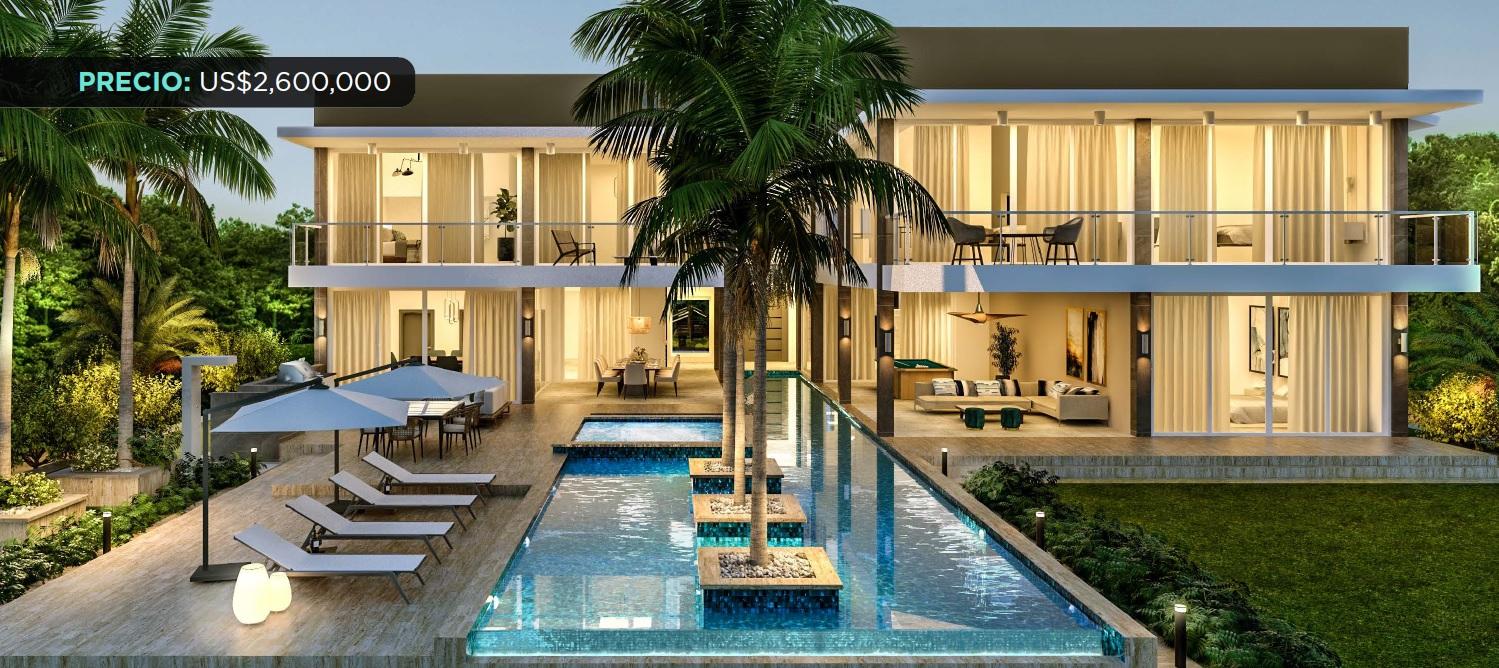Villa en venta, Punta Cana