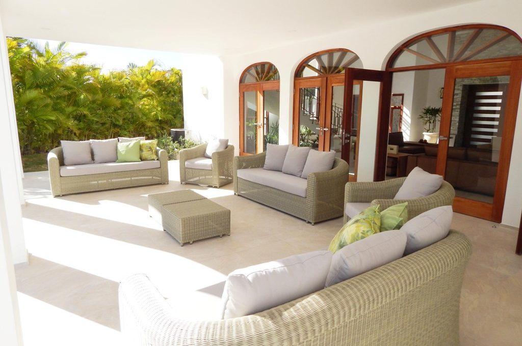 Villa en venta, Punta Cana. www.inmobiliariaeliterd.com 9
