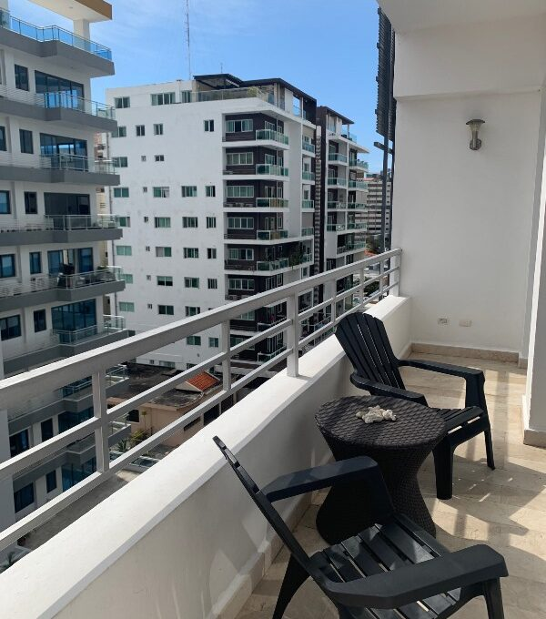 Apartamento en alquiler Santo Domingo, Naco. www.inmobiliariaeliterd.com 5